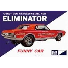 MPC 1/25 Dyno Don Nicholson Cougar Eliminator Funny Car