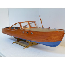 NCB Boats SOLÖ RUFF. classic motor yacht (L72 cm)   1/10
