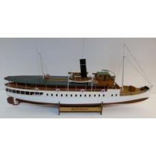NCB BOHUSLÄN - classic passenger steamship  (L95 cm) 1/45
