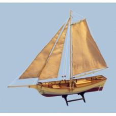 Turk Models (Boats) Bosphurus - Fishing Cutter (L 52 cm) 1/50