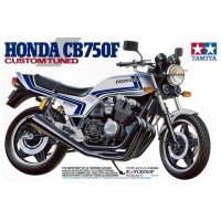 Tamiya 1/12 Honda CB750F Custom Tuned