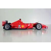 Tamiya 1/20 Ferrari F2001, Schumacher