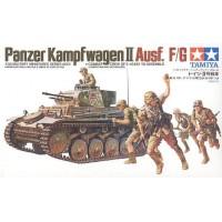 Tamiya 1/35 German Panzer II