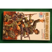 Tamiya 1/35 German assault troop