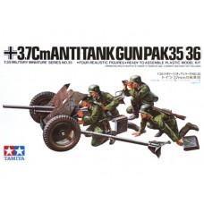 Tamiya 1/35 37 mm Anti Tank gun