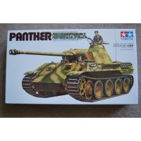 Tamiya 1/35 Panther medium tank