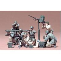 Tamiya 1/35 US Gun & Mortar Team