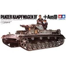 Tamiya 1/35 Panzer IV type D