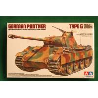Tamiya 1/35 German Panther type G early