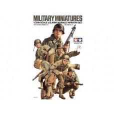 Tamiya 1/35 US Army assult infantry