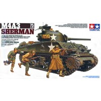 Tamiya 1/35 M4A3 Sherman 75mm
