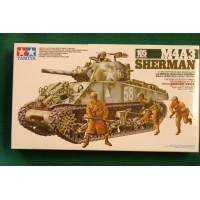 Tamiya 1/35 M4A3 Sherman Howitzer