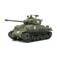 Tamiya 1/35 US Medium Tank M4A3E8 Sherman, Easy Eight, European Theater