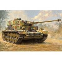 Tamiya 1/16 German Tank Panzerkampfwagen IV Ausf.J w/motor
