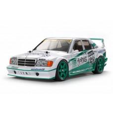 Tamiya 1/10 R/C Mercedes-Benz 190 E 2.5-16 EVO.II Team Za