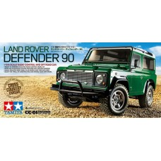 Tamiya 1/10 R/C Land Rover Defender 90 (CC-01)