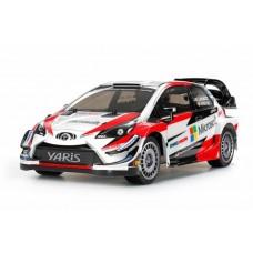Tamiya 1/10 R/C Toyota GAZOO Racing WRT/Yaris WRC (TT-02)