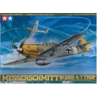 Tamiya 1/48 Messerschmitt 109 E-4/7