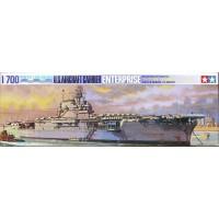 Tamiya 1/700 USS Enterprise, WWII