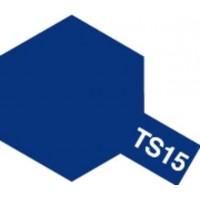 Tamiya sprayfärg 100ml : TS-15 Blue