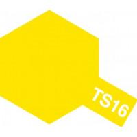 Tamiya sprayfärg 100ml : TS-16 Yellow