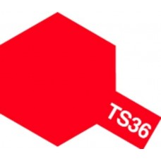 Tamiya sprayfärg 100ml : TS-36 Flourescent red