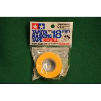 Tamiya masking tape (maskeringstejp) refill 18mm