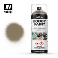 Vallejo 28009 Hobby Paint Primer Infantry US Khaki 400ml