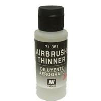 Vallejo 71361 thinner 60 ml. - airbrush