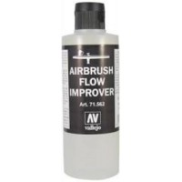 Vallejo 71562  Airbrush Flow Improver, Airbrush-200 ml.