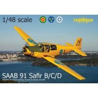 Tarangus 1/48 SAAB 91 Safir B/C/D